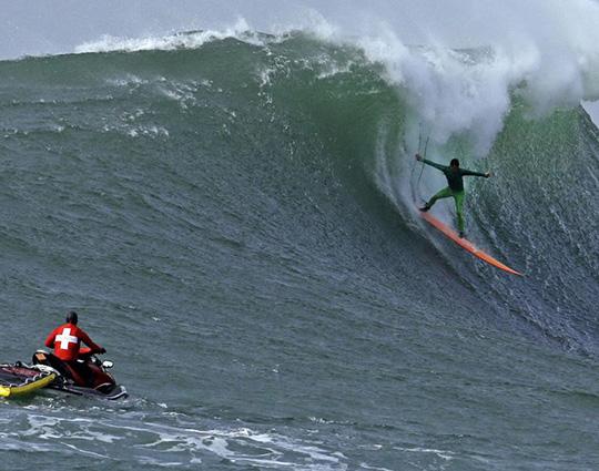 Pillar Point I Pillar Bed And Breakfast I Surf in Ocean Waves I Small Image